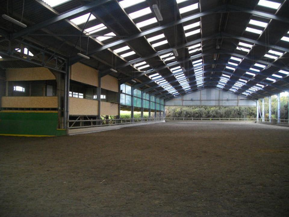 © Site Officiel Guilers Equitation